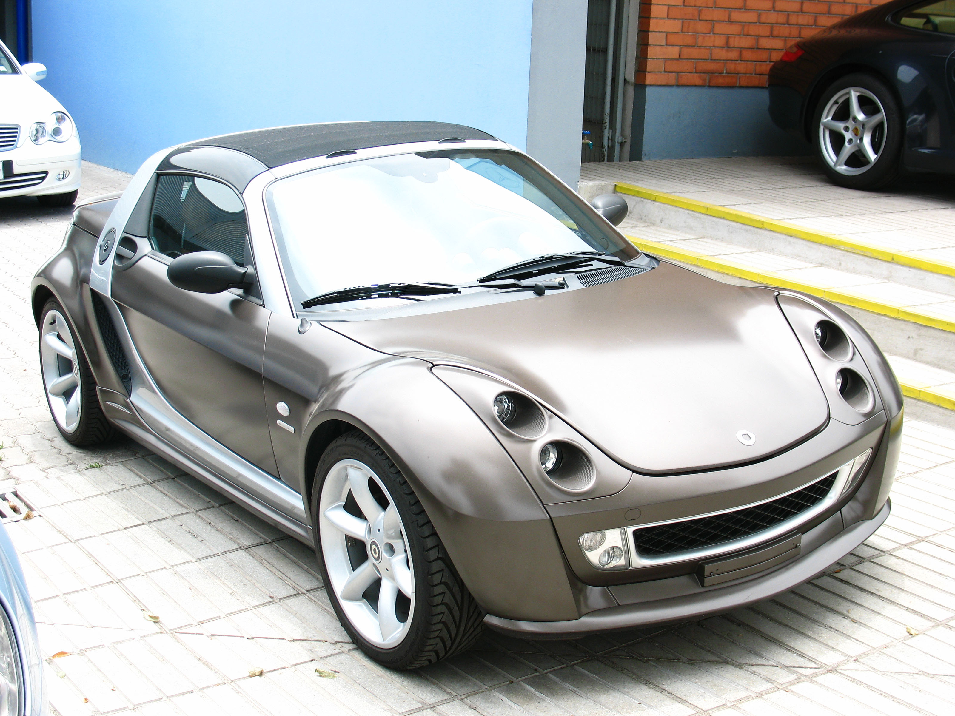 file smart roadster brabus 2006 15177426097 jpg wikimedia commons. Black Bedroom Furniture Sets. Home Design Ideas