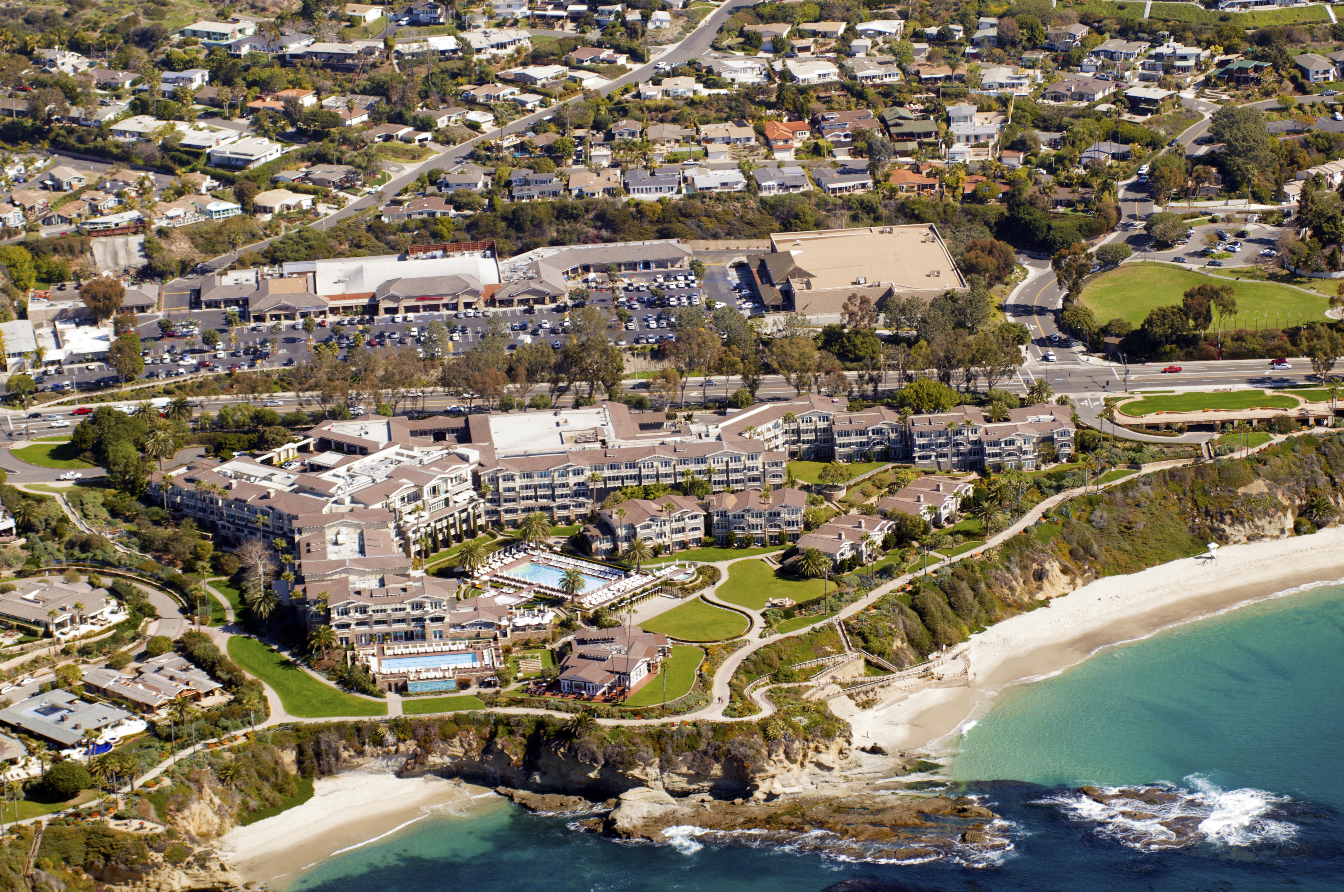 Laguna Beach Hotel  Year Old