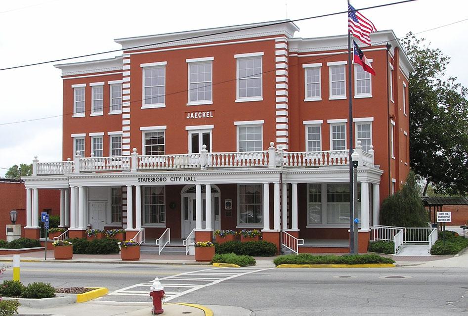 City Of Statesboro Form To Pay Hotel Motel Tax