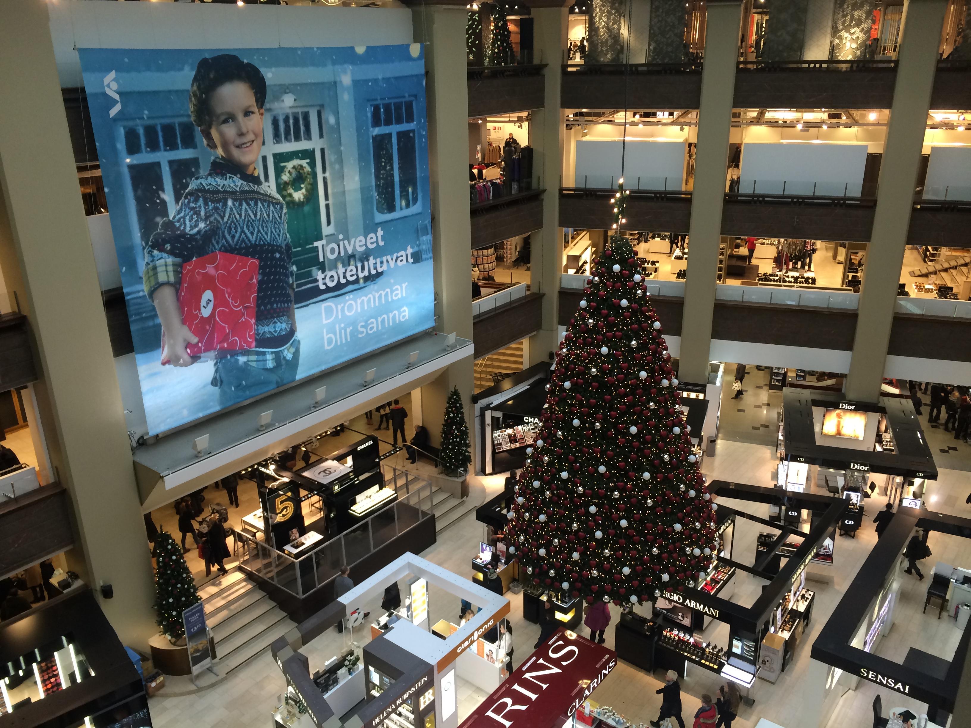stockmann helsinki joulu