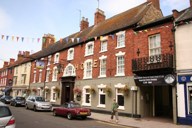 The Cock Hotel - geograph.org.uk - 569802