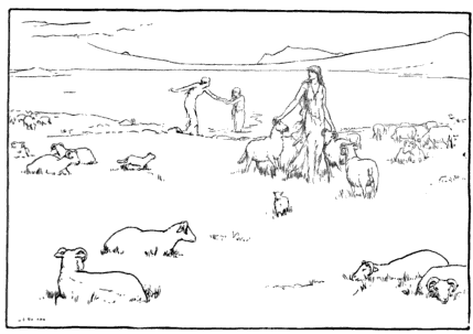 The Shepherd of Myddvai - Illustration 1.png