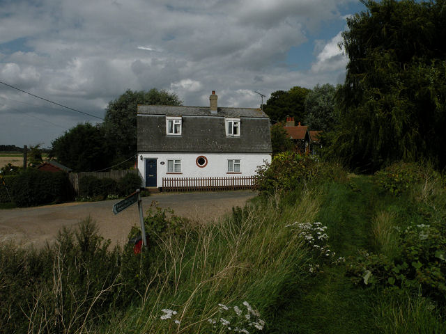 The Toll House, Waterbeach - geograph.org.uk - 1448328