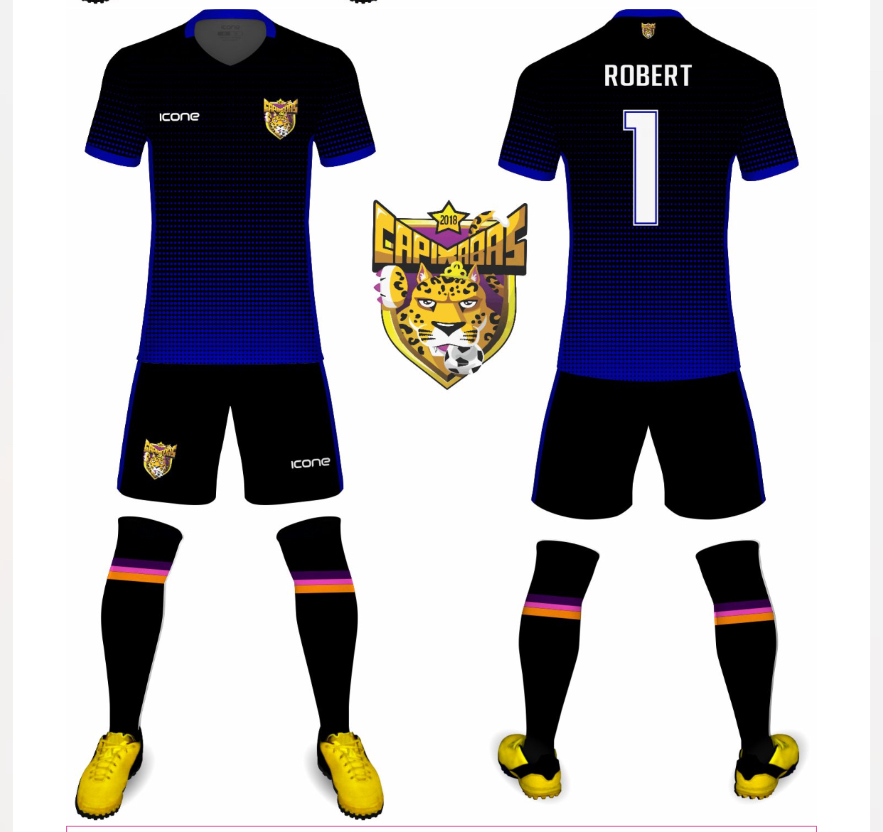 uniforme de marsella 2018