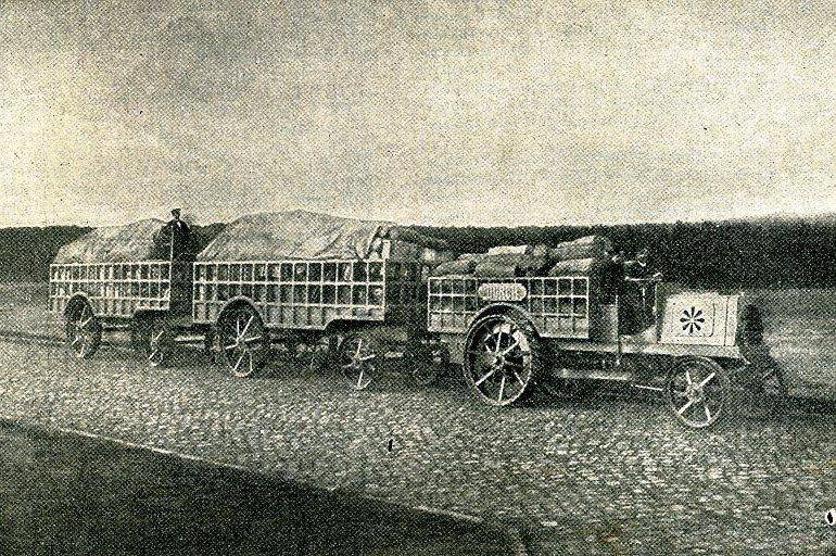 Joseph Vollmer Train_automobile