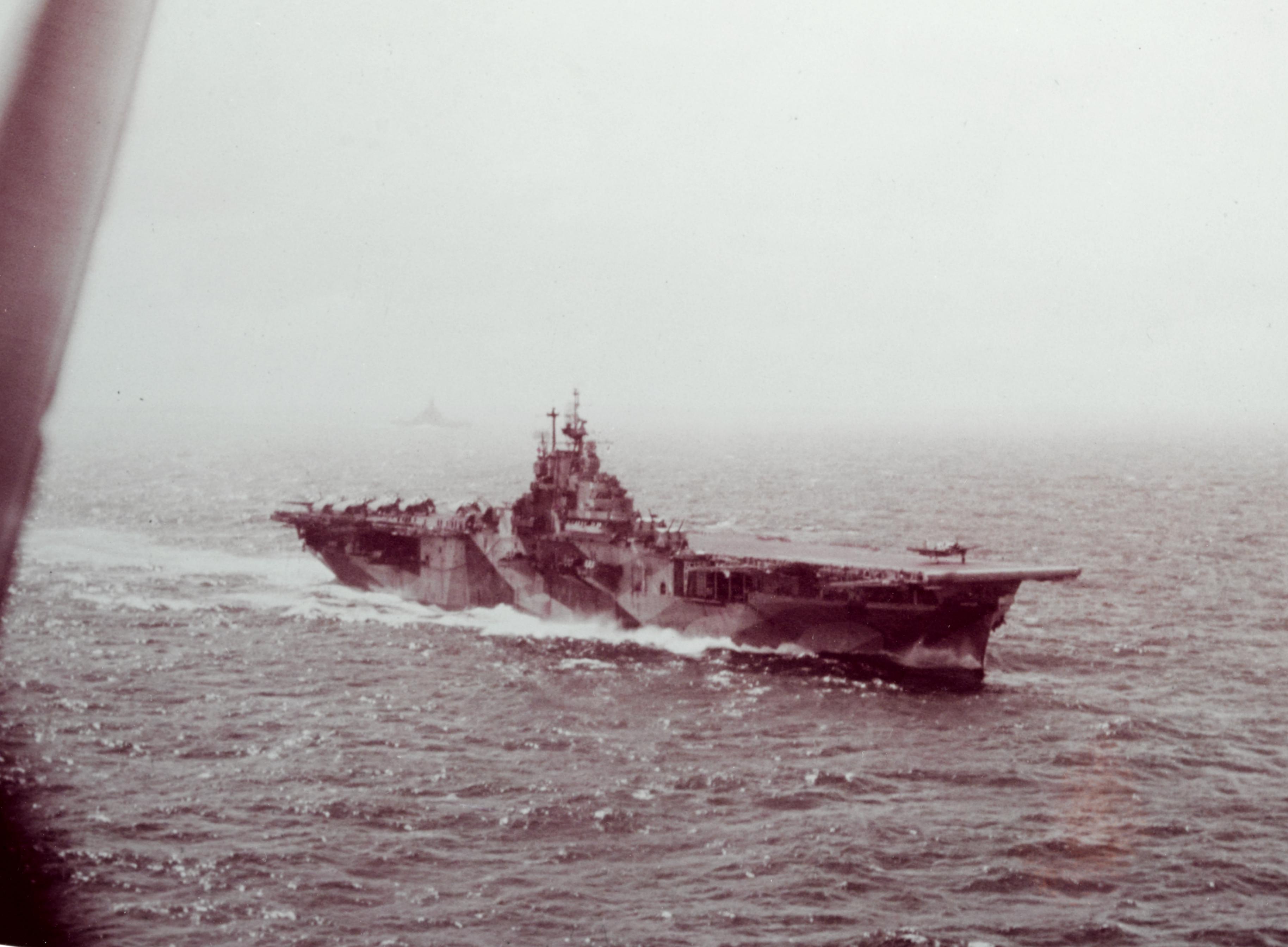 USS Intrepid (CV-11) - Wikipedia