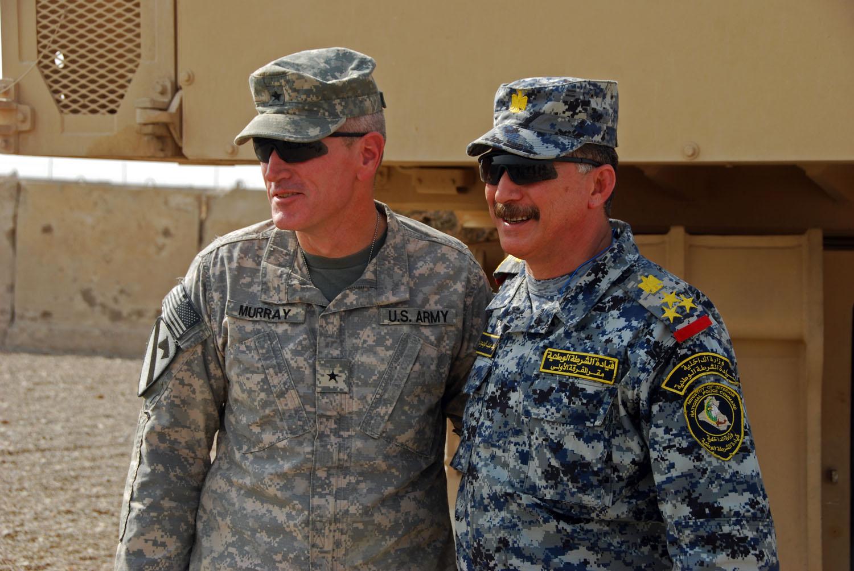 camp taji iraq