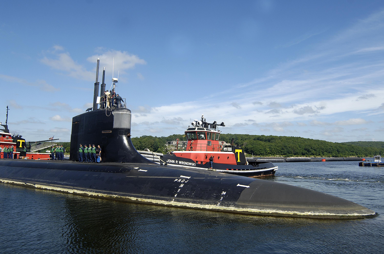 Us Navy Submarine Commanding Officer Tour