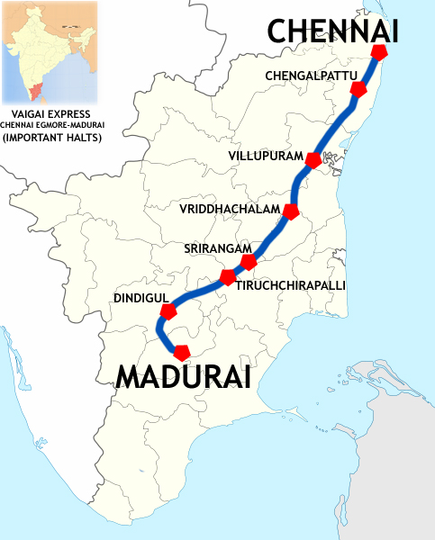 chennai to coimbatore bus route map Pandian Superfast Express Wikipedia chennai to coimbatore bus route map