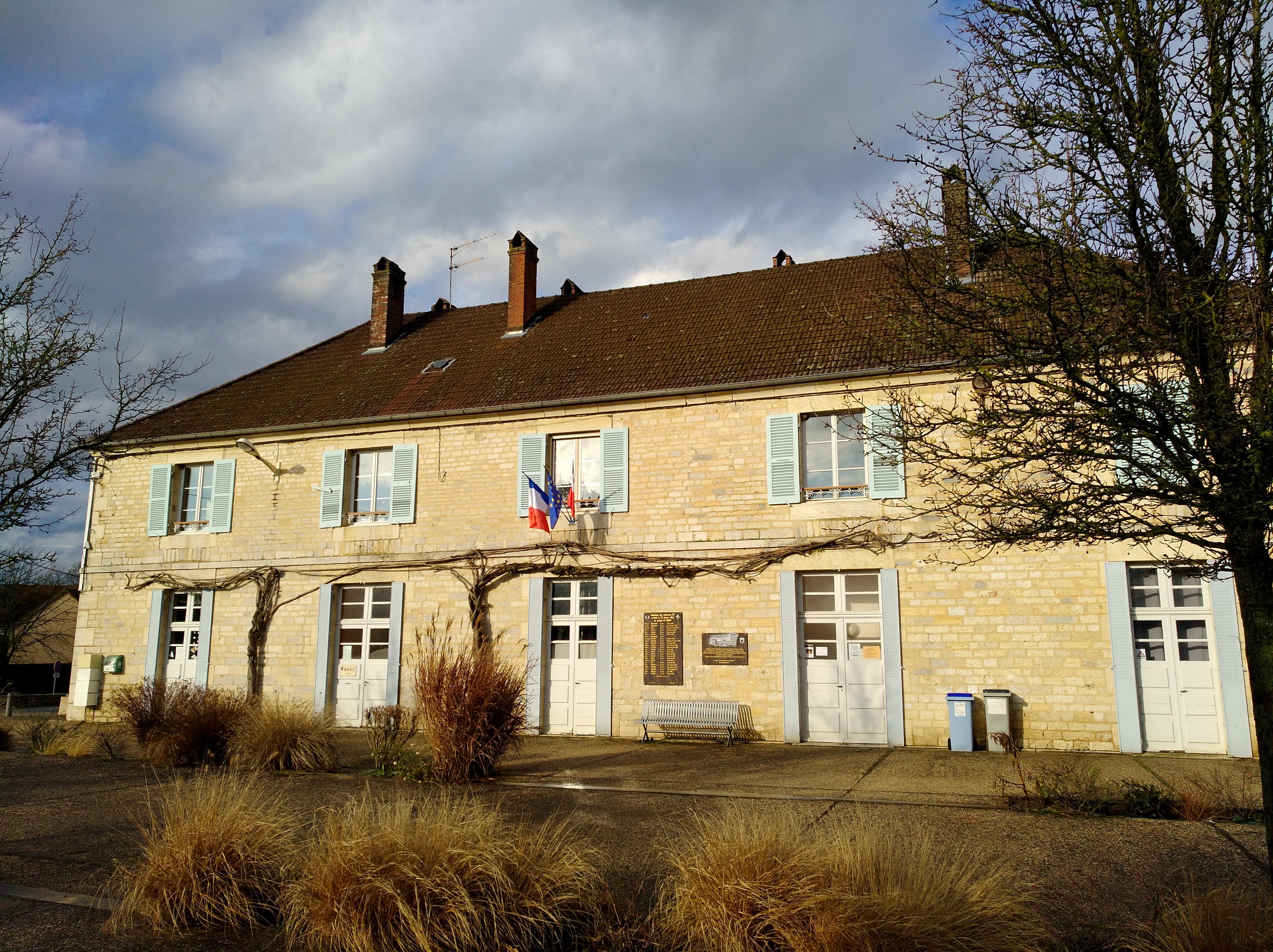 La Maison Du Bois Clairvaux vaudrey - wikipedia