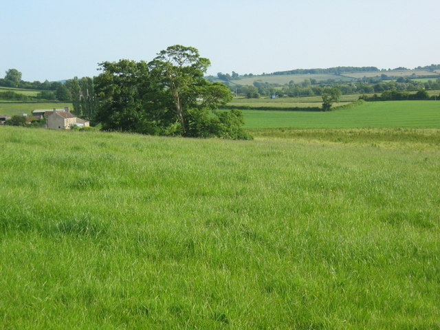View from East Mendip Way, near Vallis Farm - geograph.org.uk - 836648