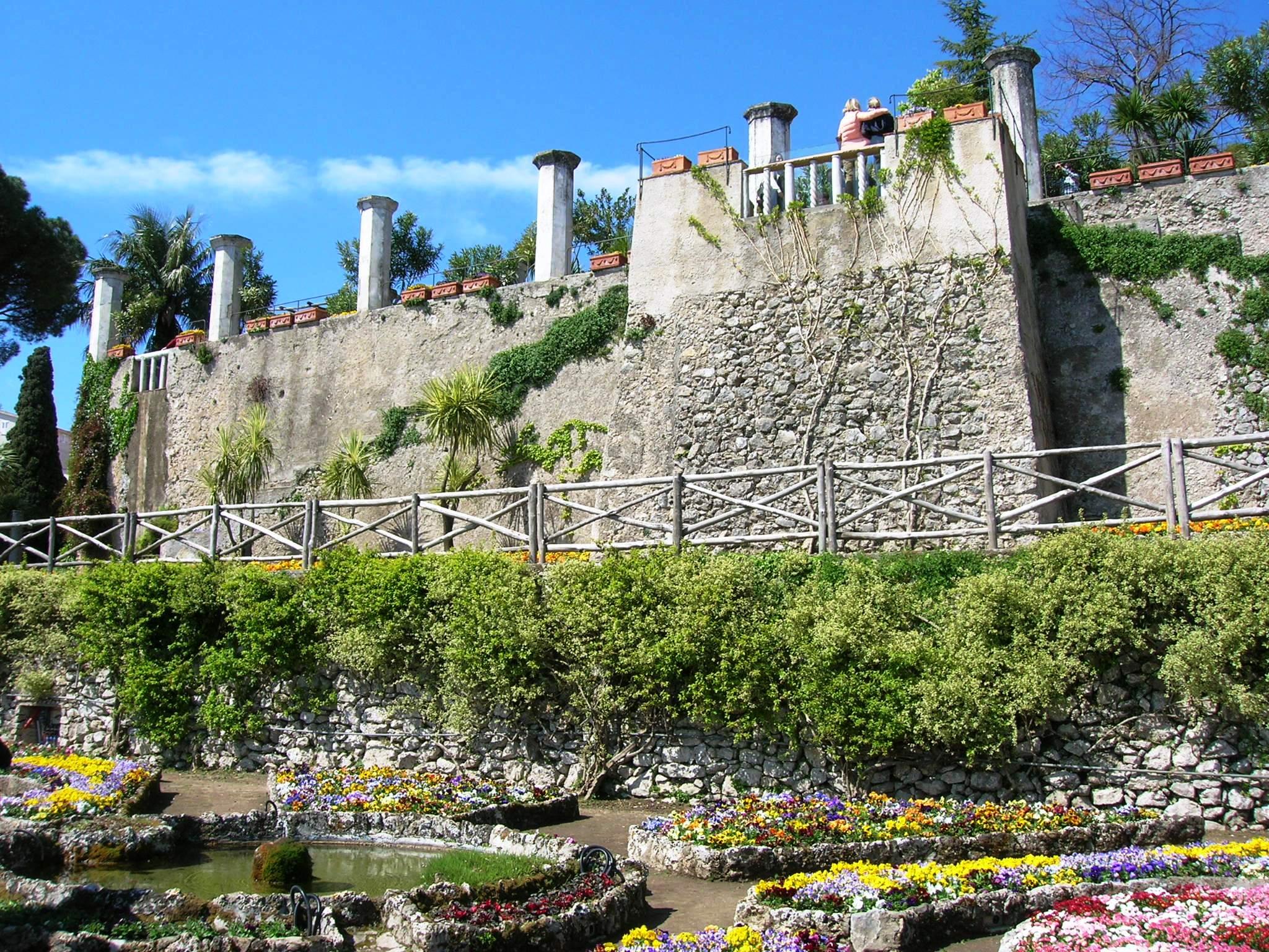 File Villa Rufolo Ravello 30 Jpg Wikimedia Commons