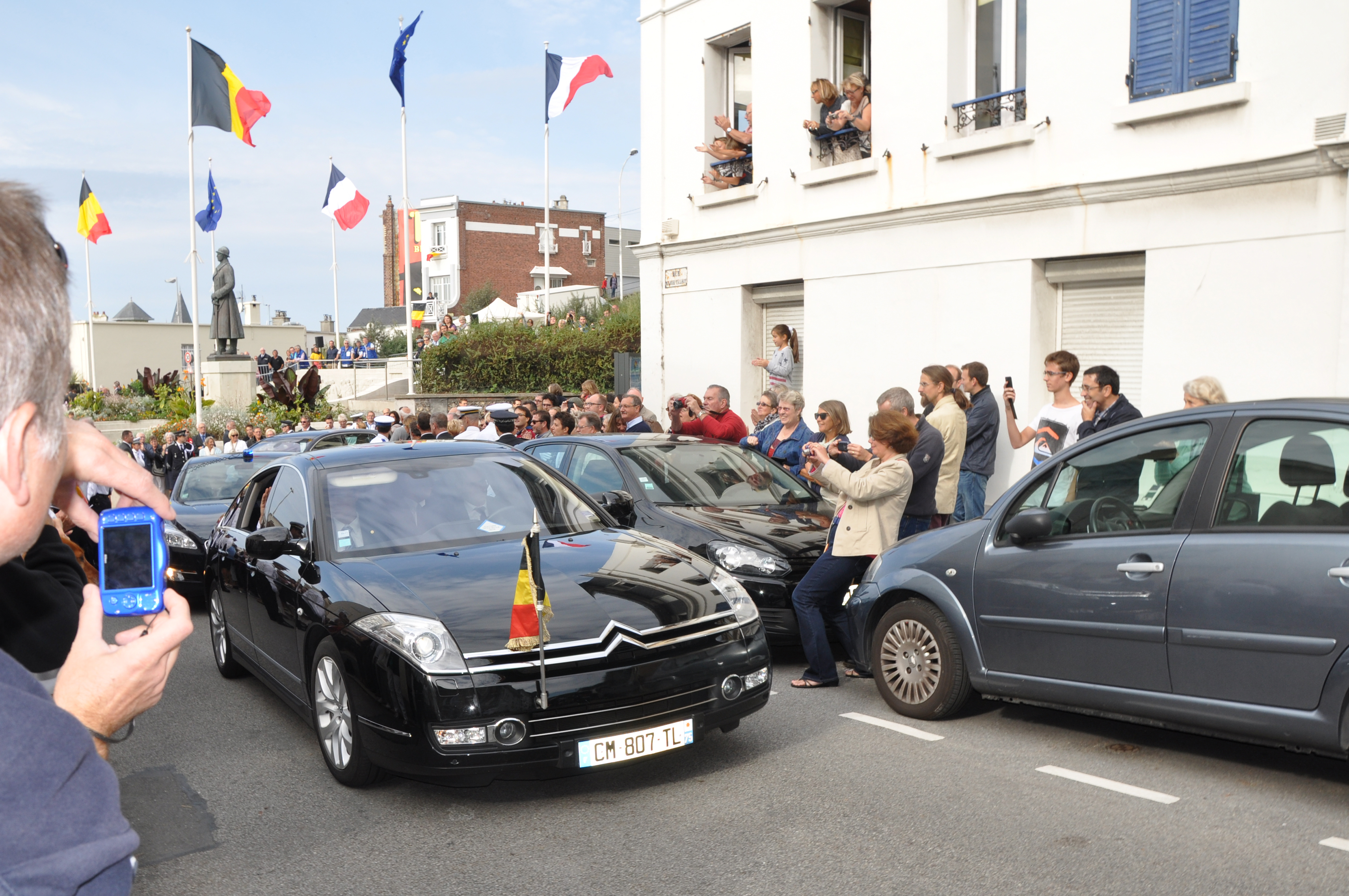 file voiture du roi philippe de belgique au wikimedia commons. Black Bedroom Furniture Sets. Home Design Ideas