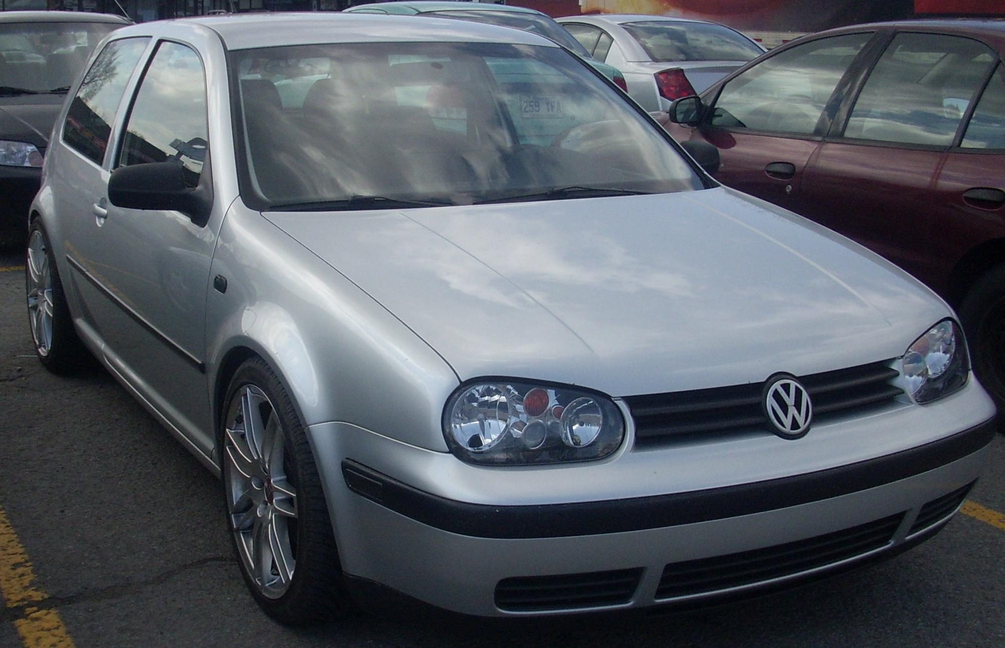 Golf Mark 4 File:volkswagen Golf Mark 4
