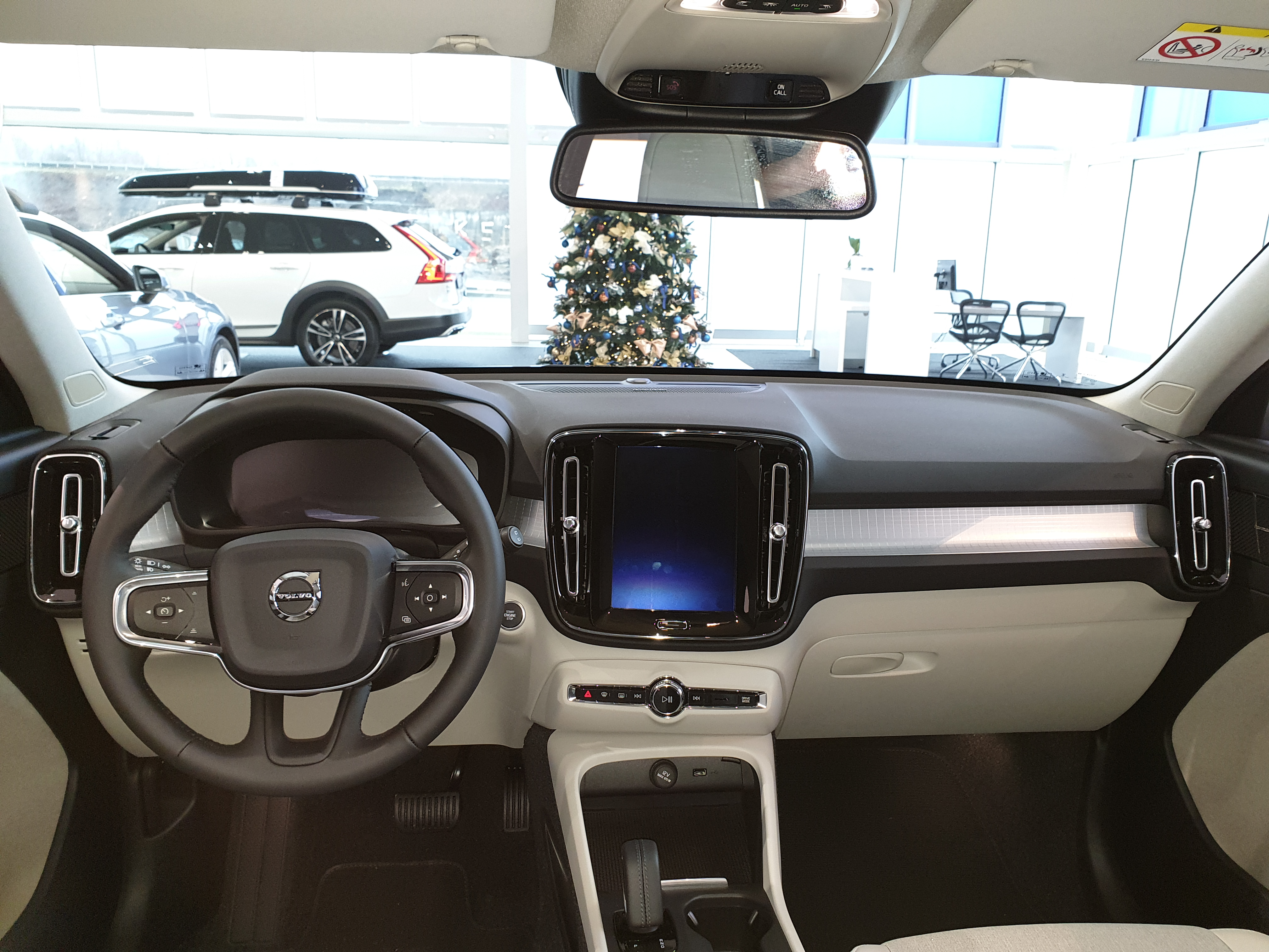 File Volvo Xc40 Interior 2018 Jpg Wikimedia Commons