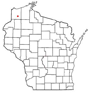 Gordon, Douglas County, Wisconsin Town in Wisconsin, United States