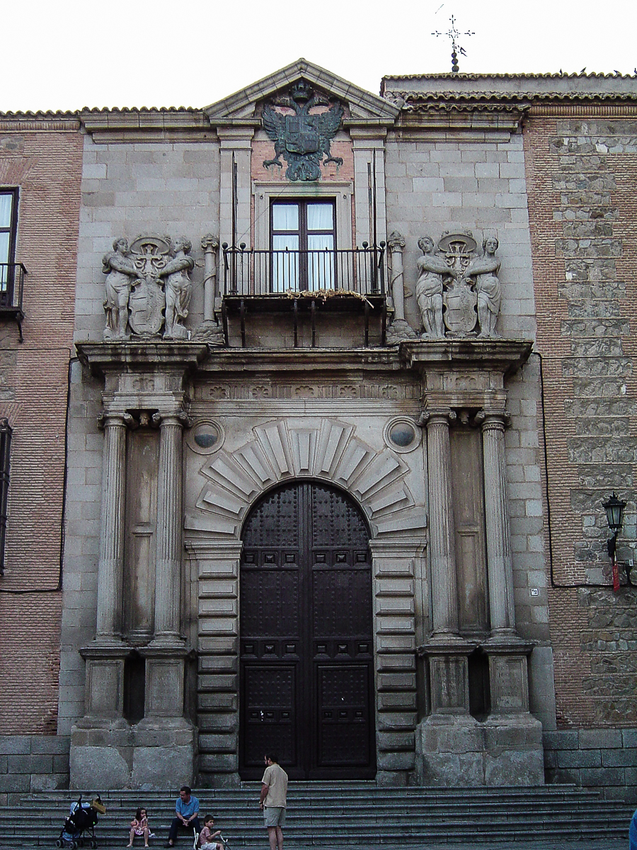 Palacio arzobispal de Toledo - Wikipedia, la enciclopedia libre