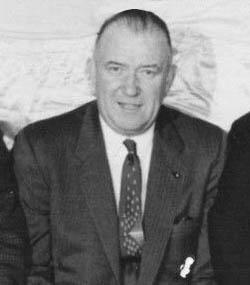 Walter A. Brown, Boston Celtics, 1960.jpg