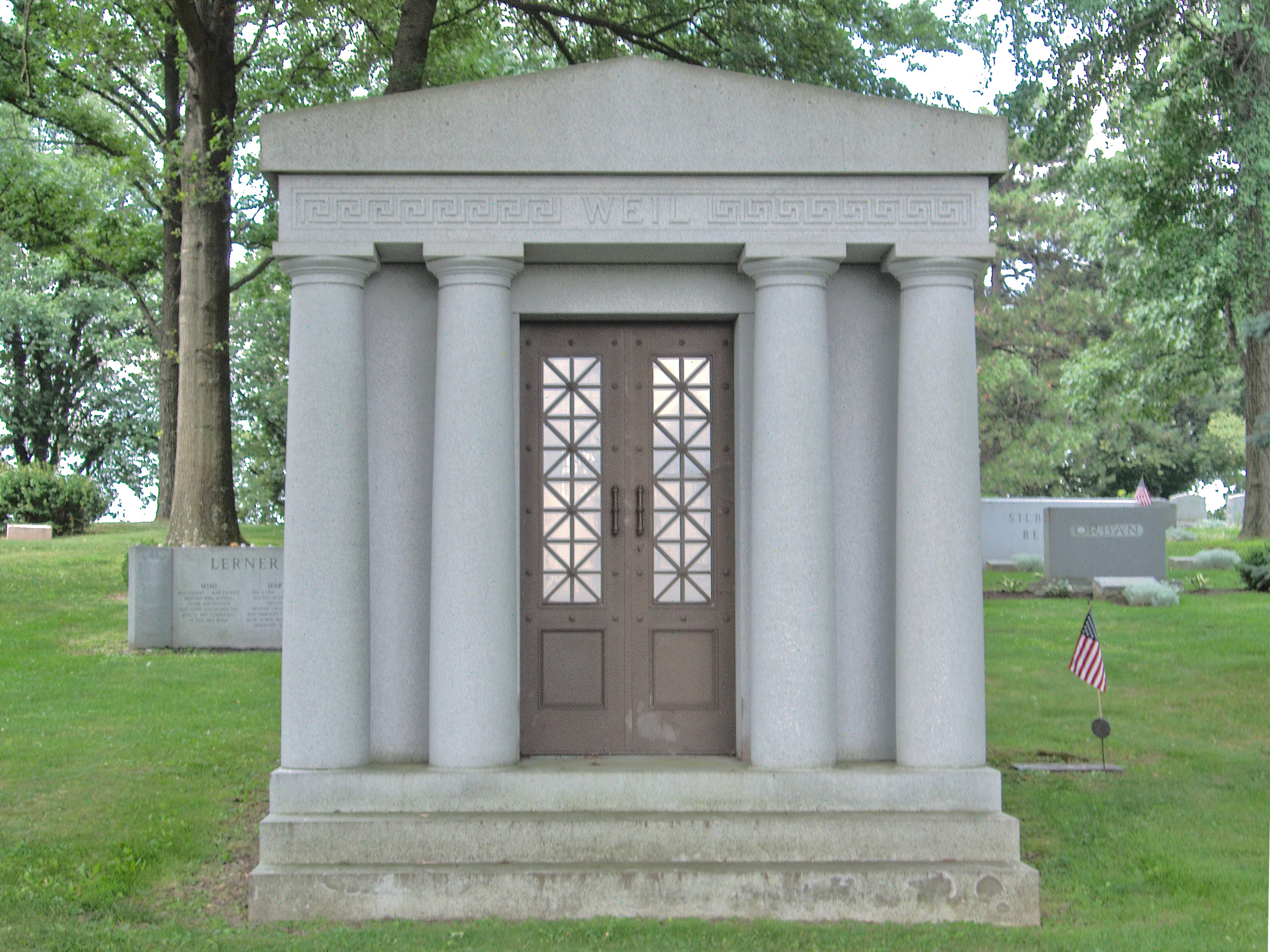 West view cemetery pittsburgh cemeteries Mausoleum design