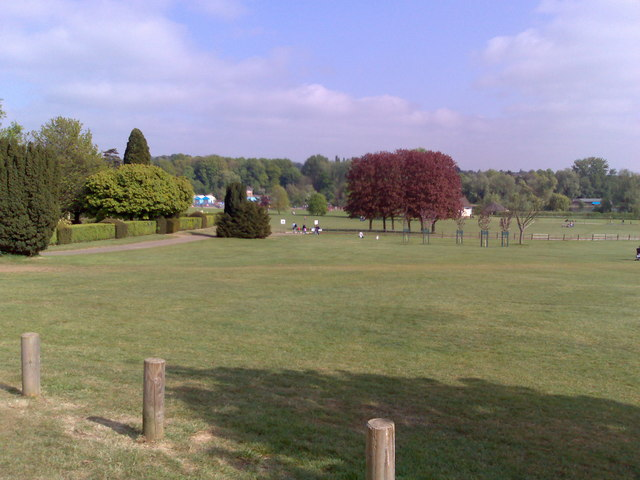 Wicksteed Park - geograph.org.uk - 472410