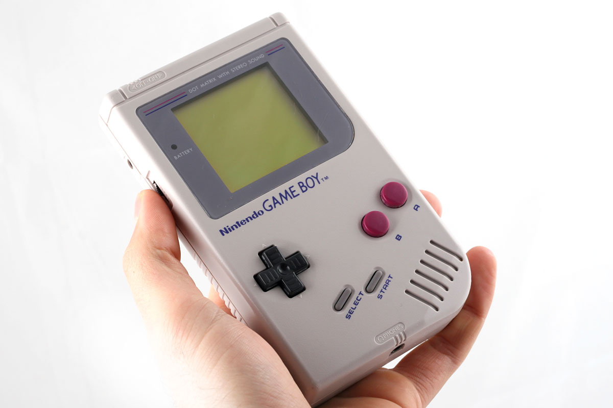 The Gameboy Classic