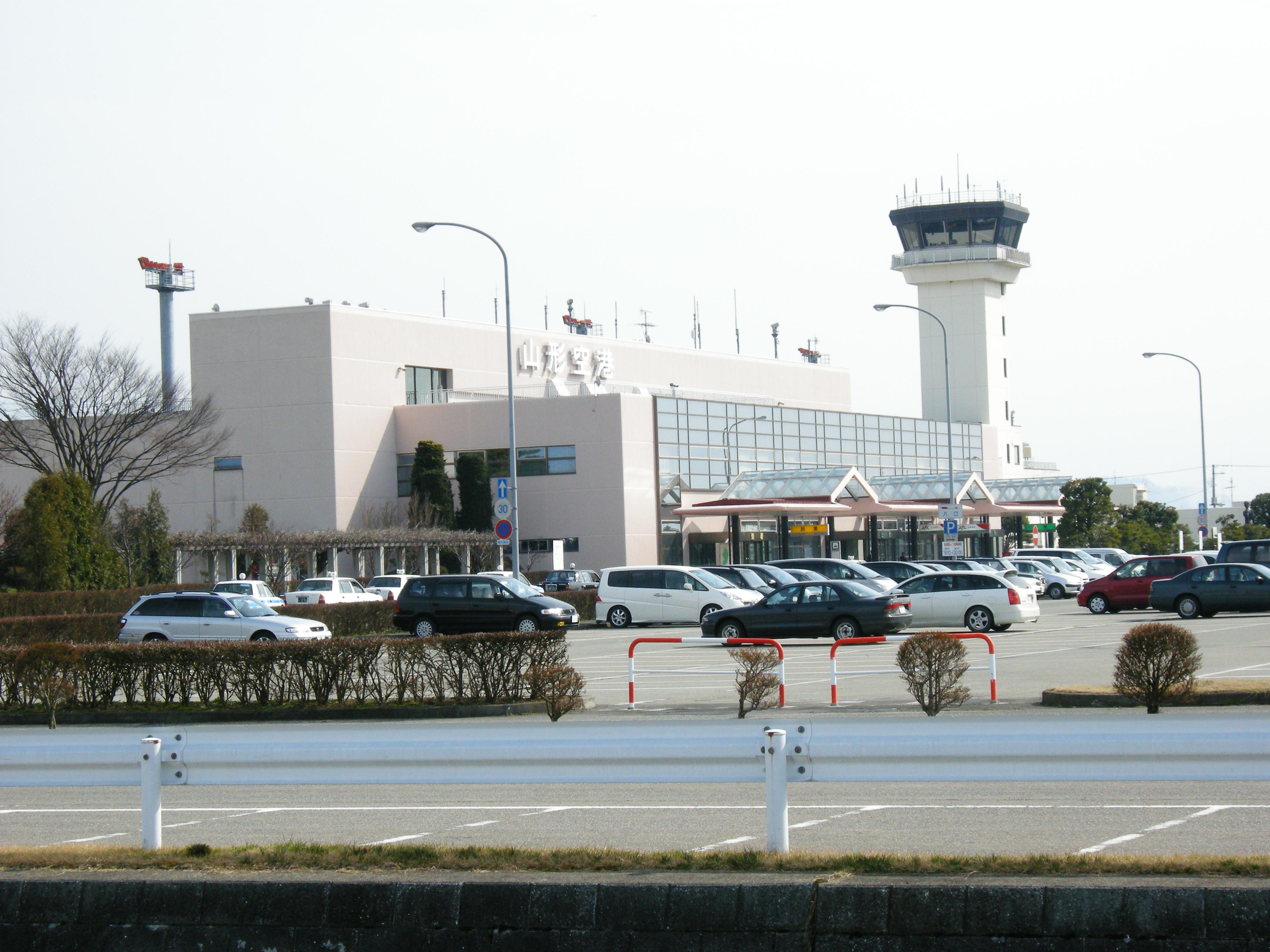 فرودگاه یاماگاتا