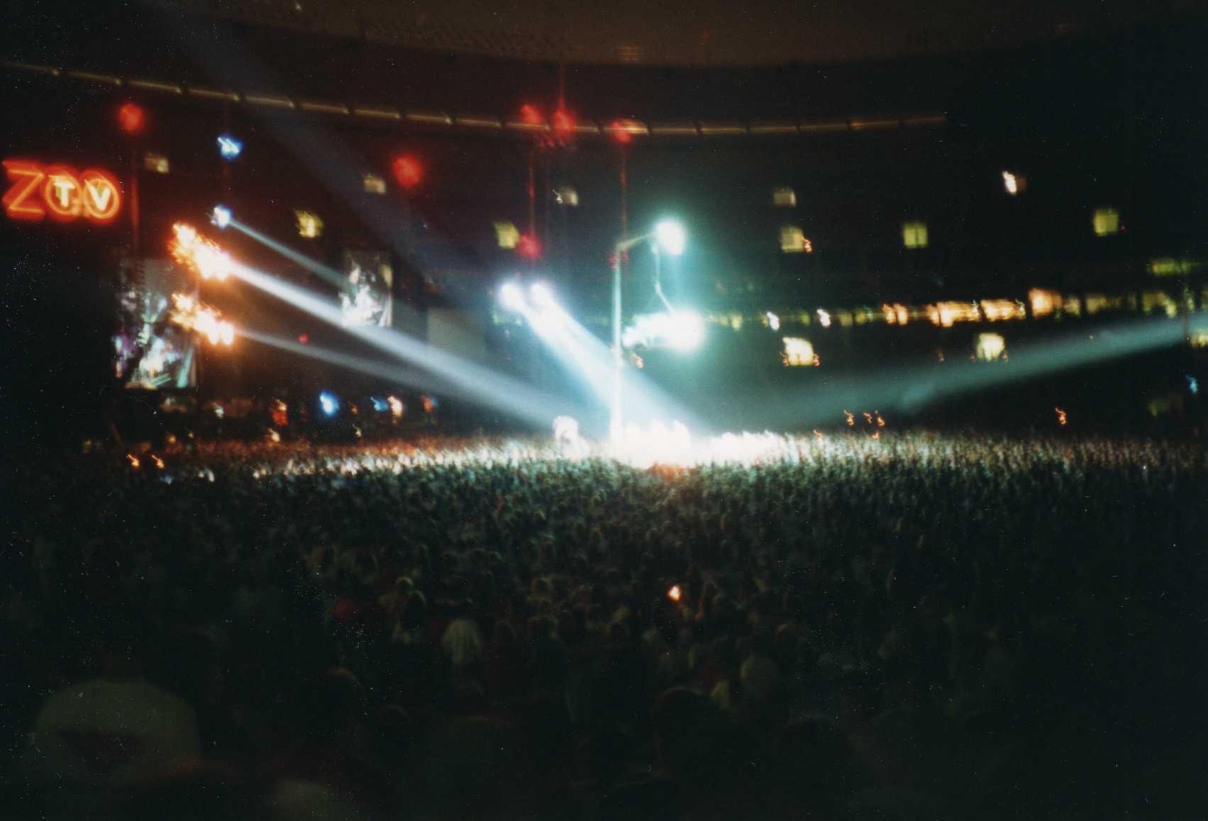 Metallica Tour Tacoma