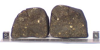 Meteorites are often studied as part of cosmochemistry.