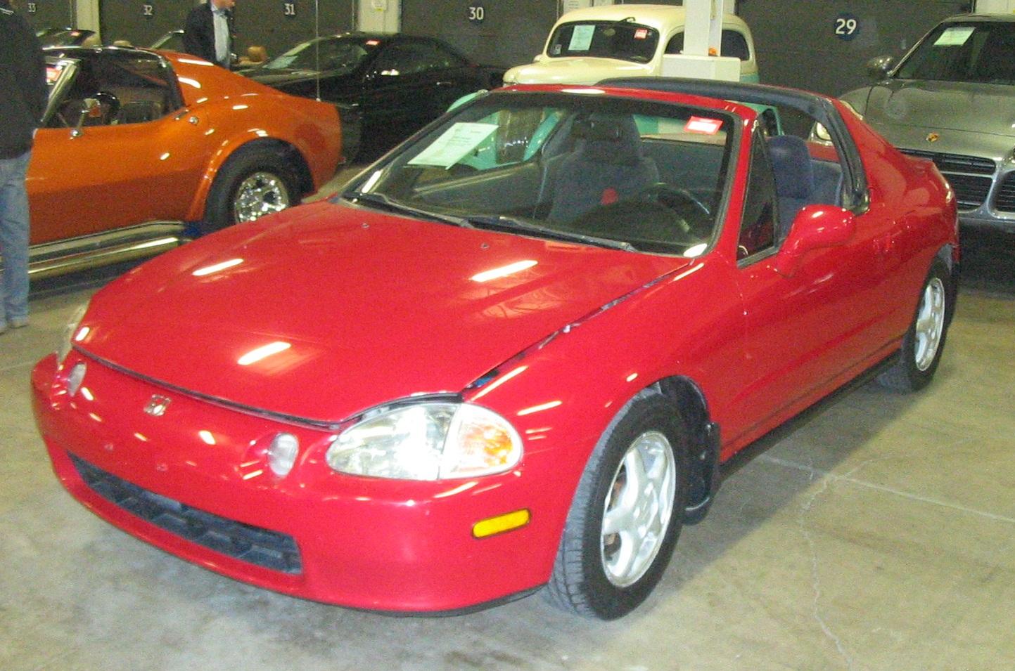 File 95 honda civic del sol toronto spring 12 classic car auction