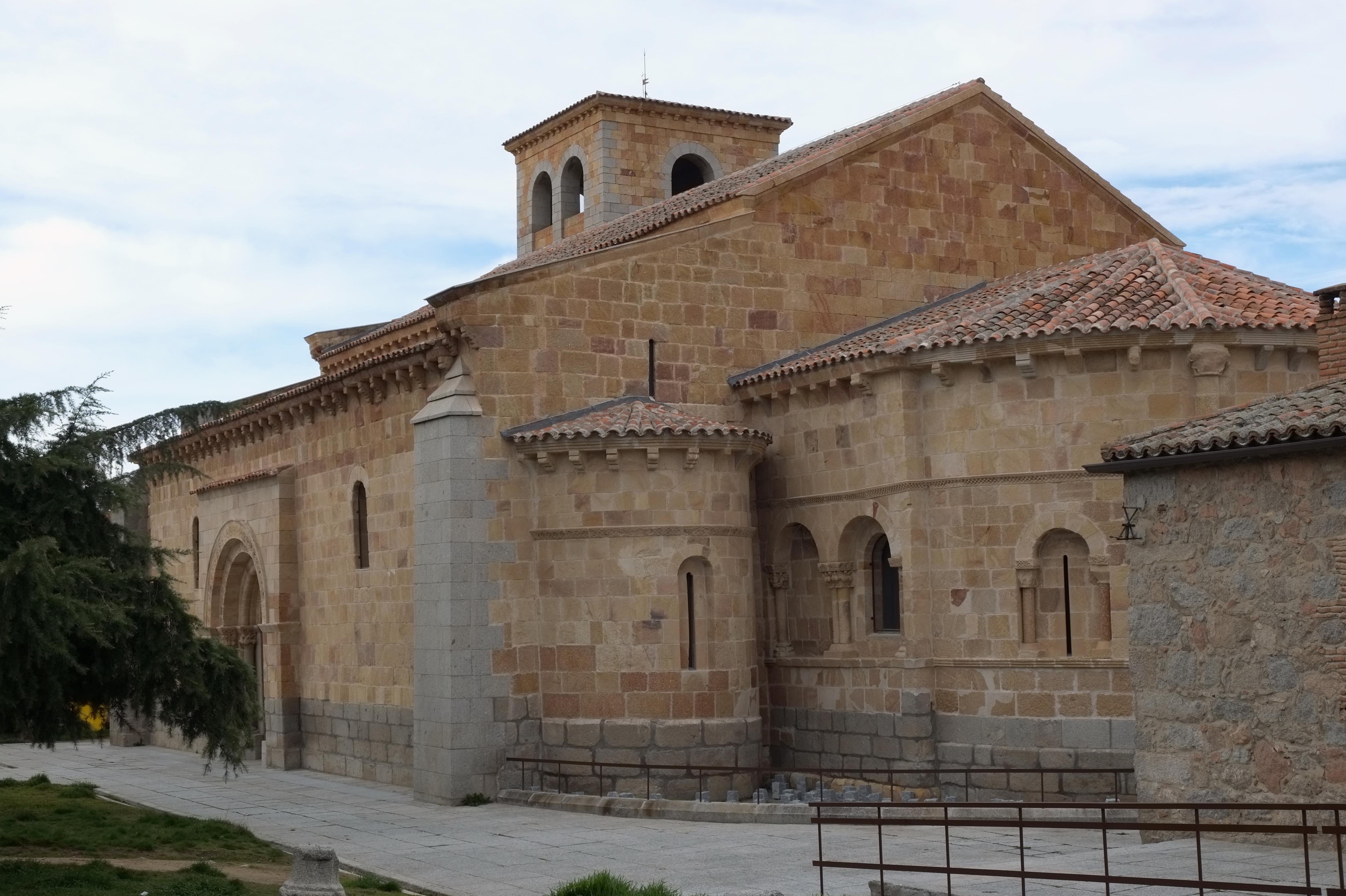 Iglesia de San Andrés (Ávila) - Wikipedia, la enciclopedia libre