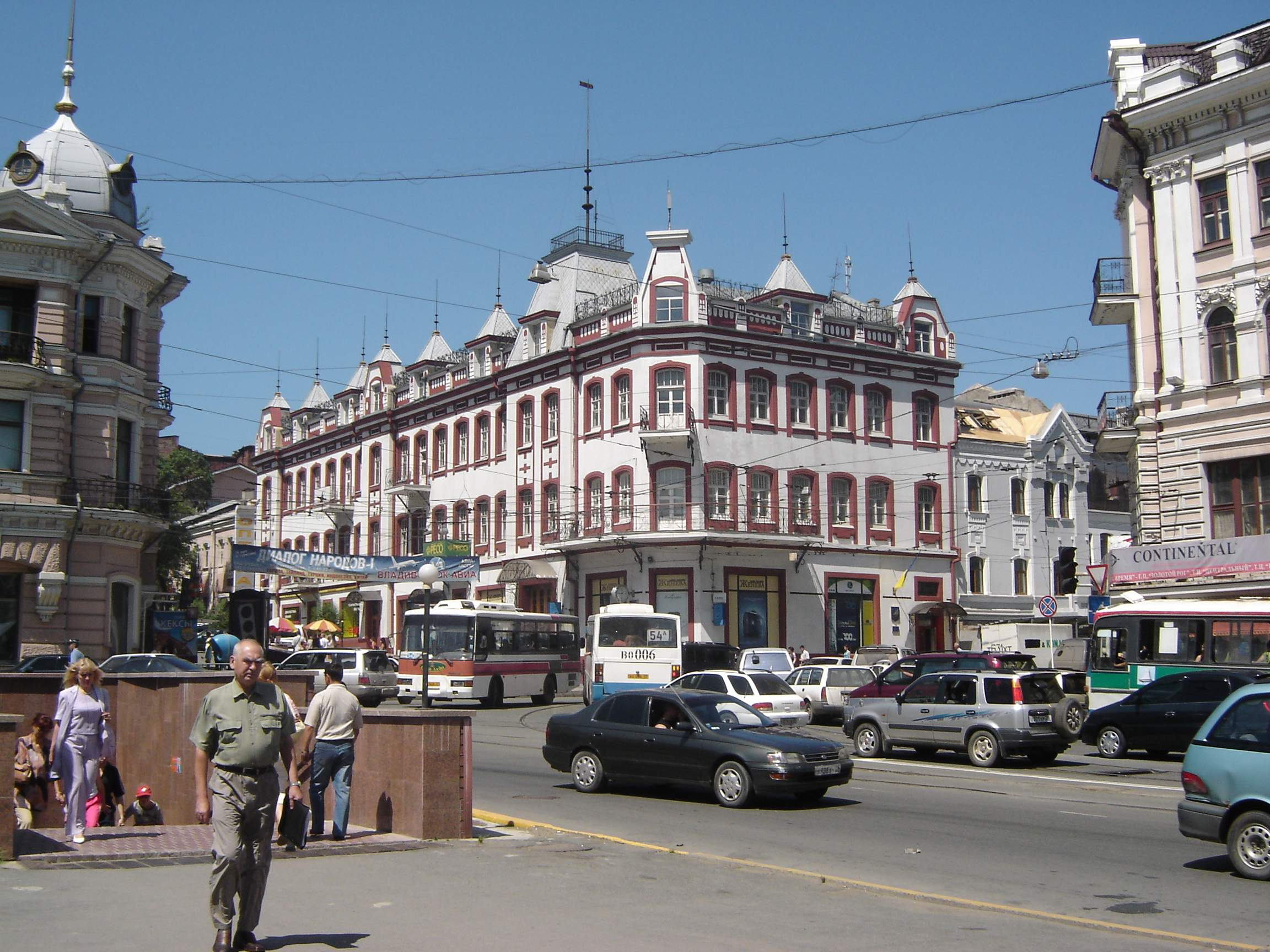 фото алеутский переулок г хабаровск один