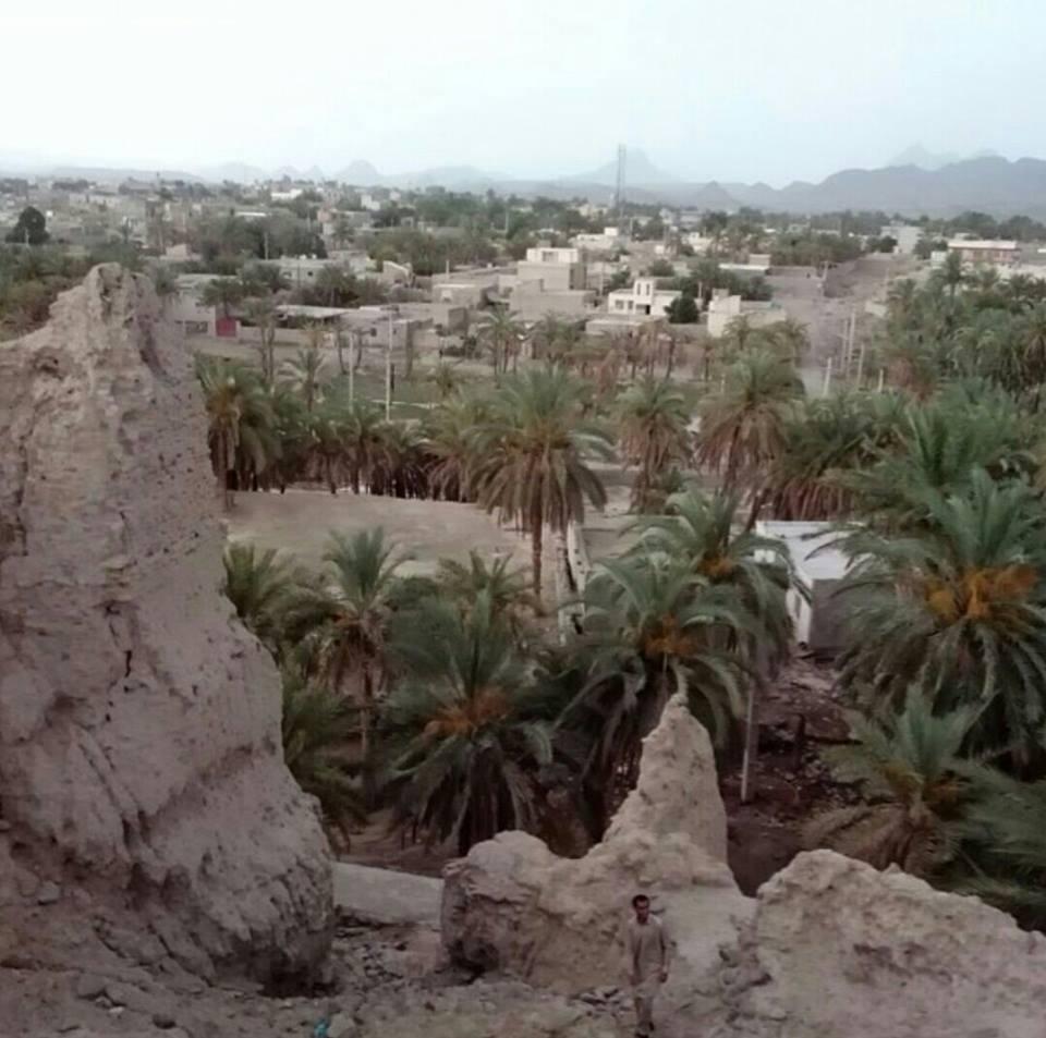 قلعه نیکشهر