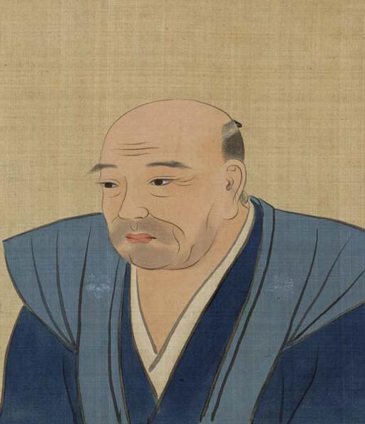 円山応挙 近世名家肖像