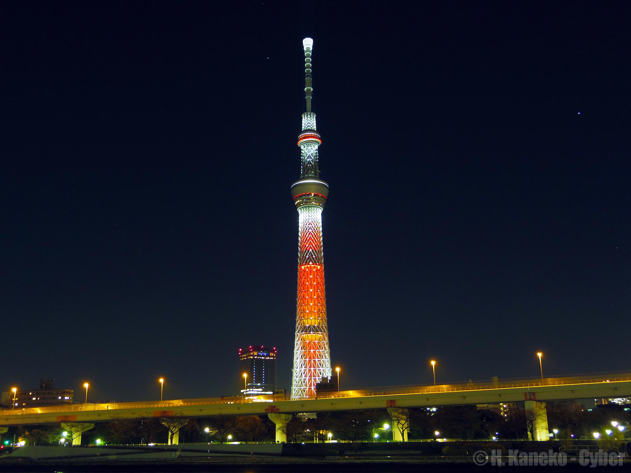 File 東京スカイツリー クリスマスイルミネーション Illuminated