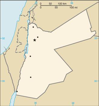 jordánia térkép Jordánia – Wikipédia jordánia térkép