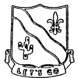 153rd Infantry Crest, 1930