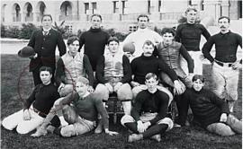 1891 Stanford football team American college football season