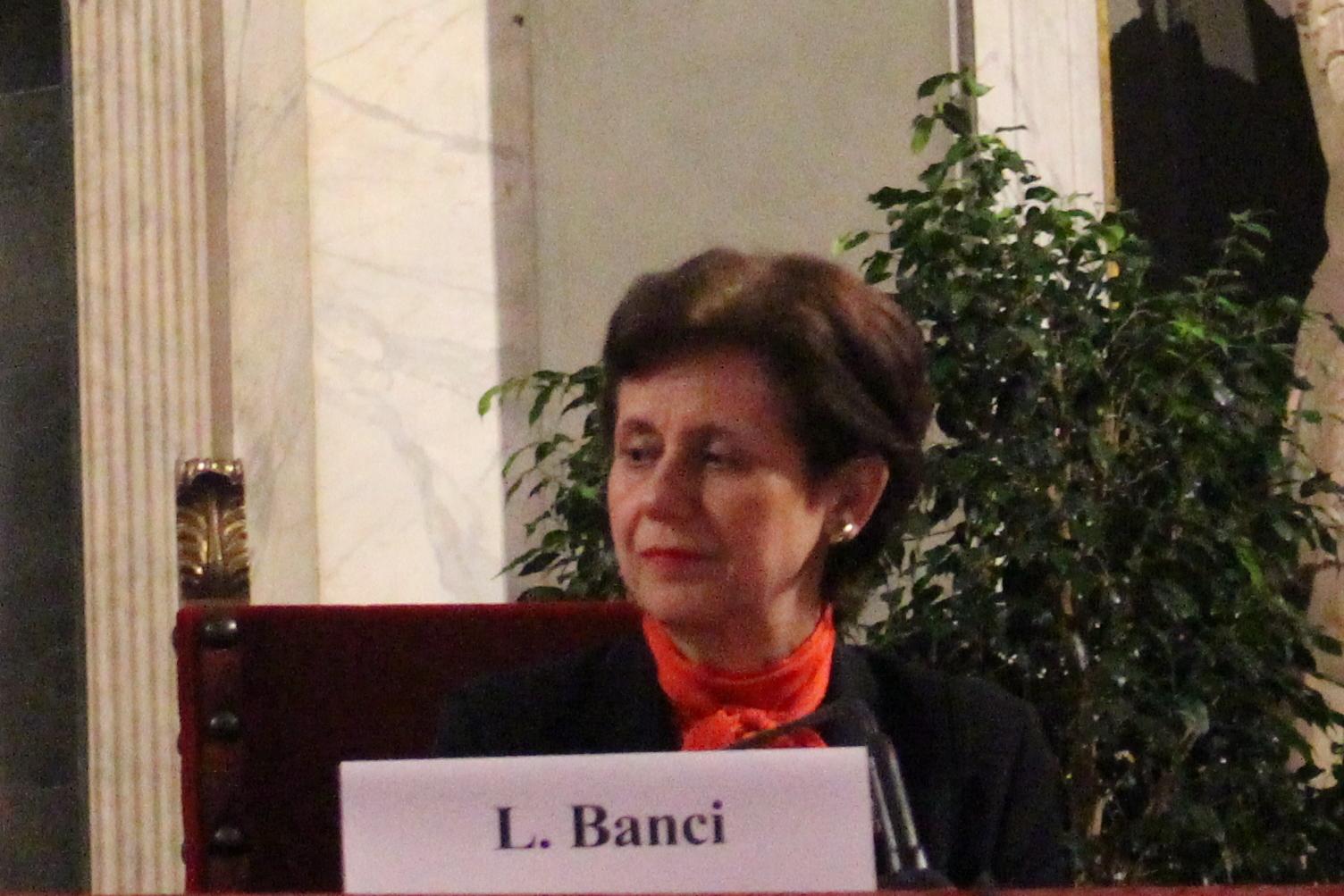 image of Lucia Banci