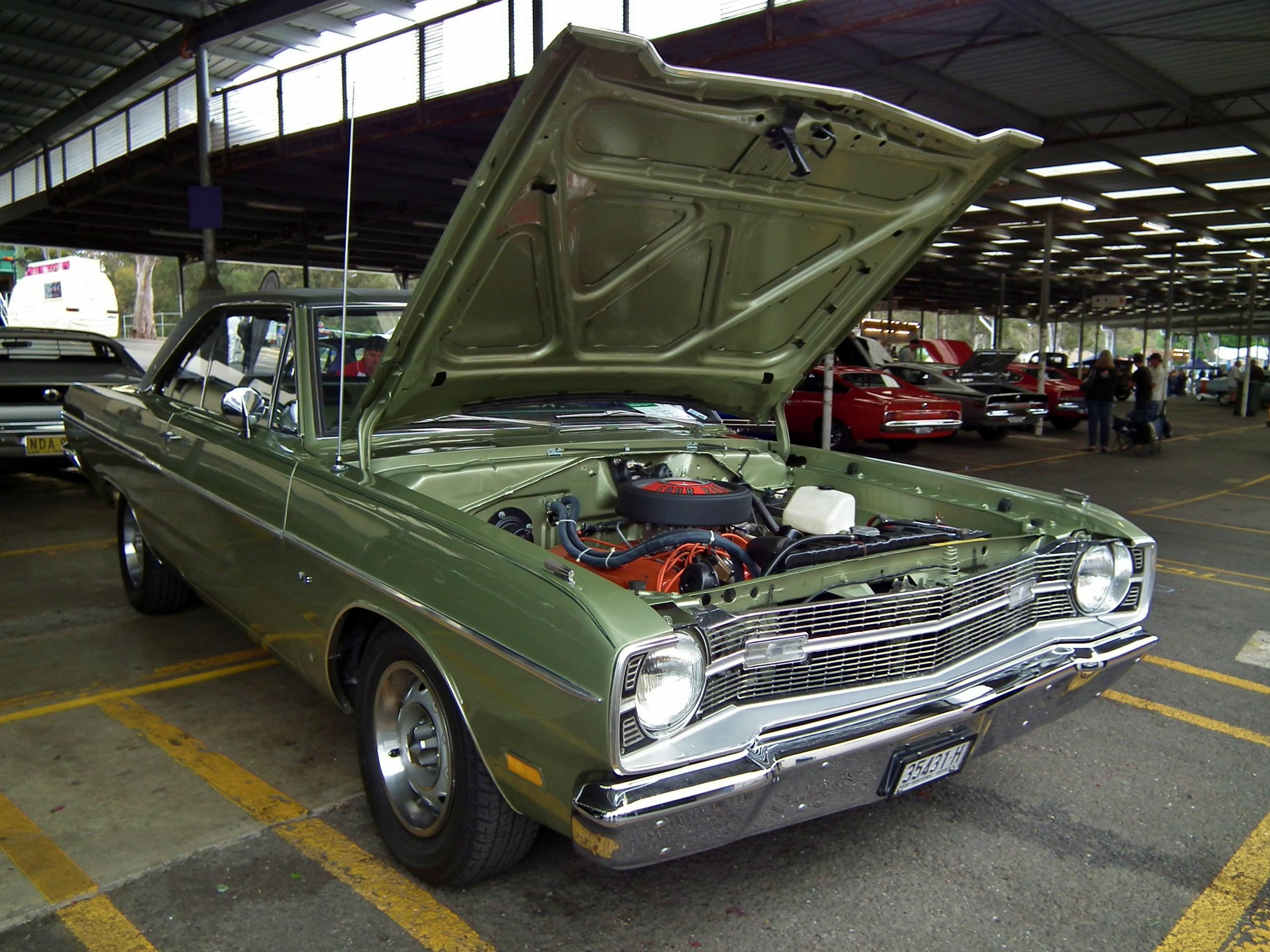 File 1969 Dodge Dart Custom Coupe 8184744649 Jpg Wikimedia Commons