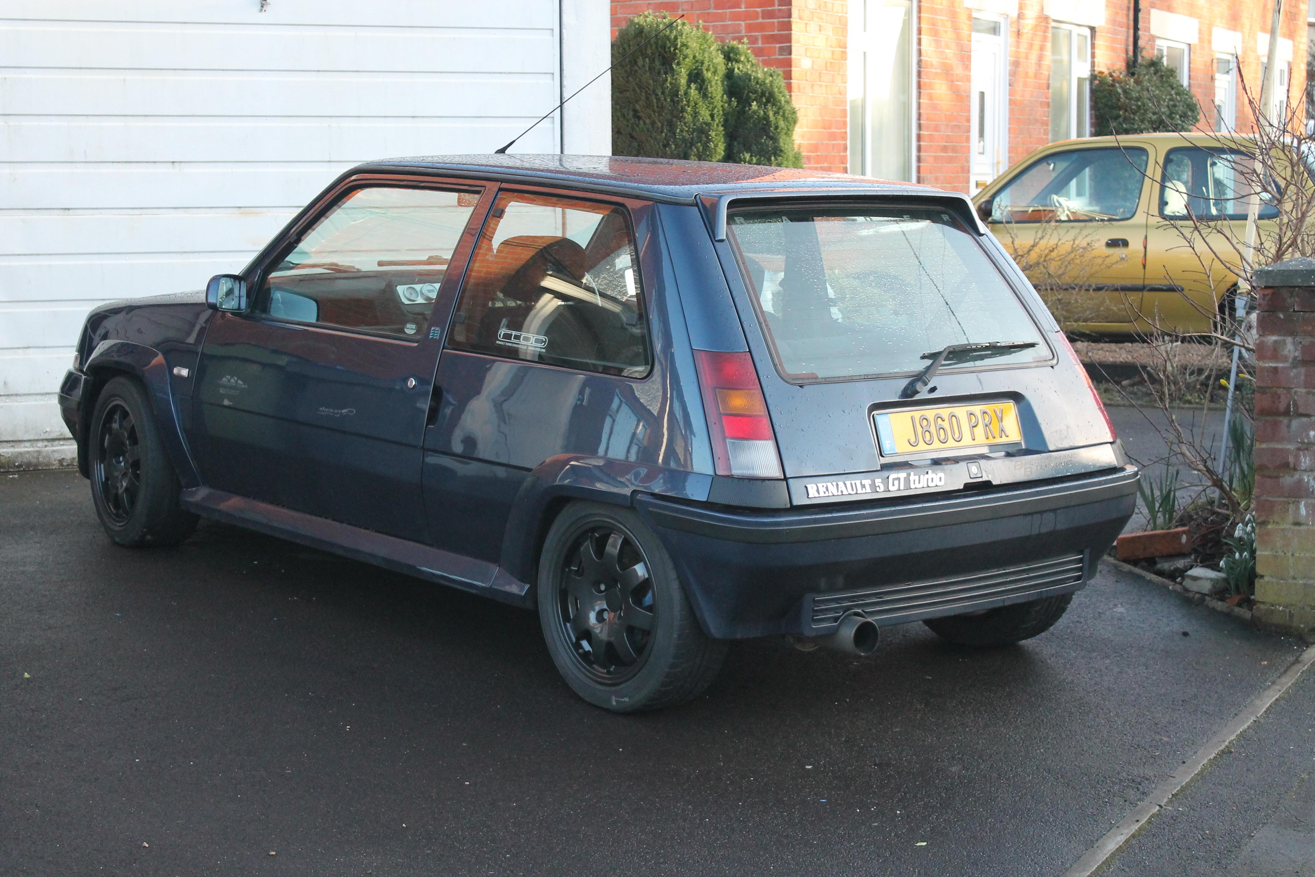 File:1991 Renault 5 Raider (GT Turbo) Very rare (13040261415).jpg ...