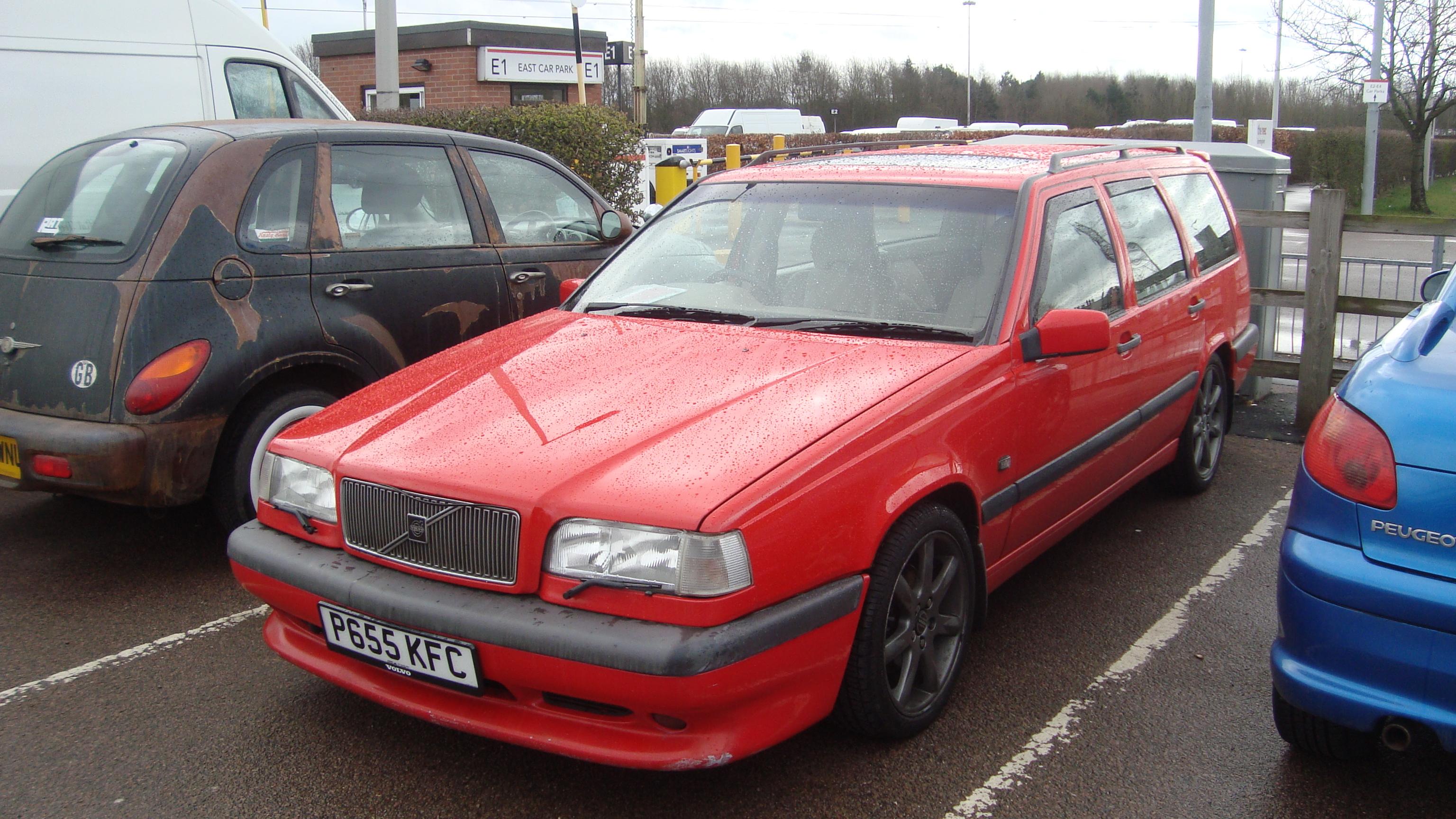 Volvo Used Cars Hong Kong