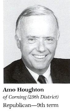 Amo Houghton Net Worth