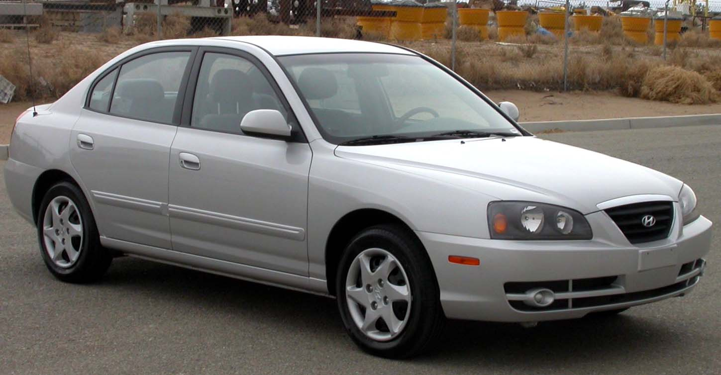 Marvelous Description 2004 Hyundai Elantra Sedan    NHTSA .