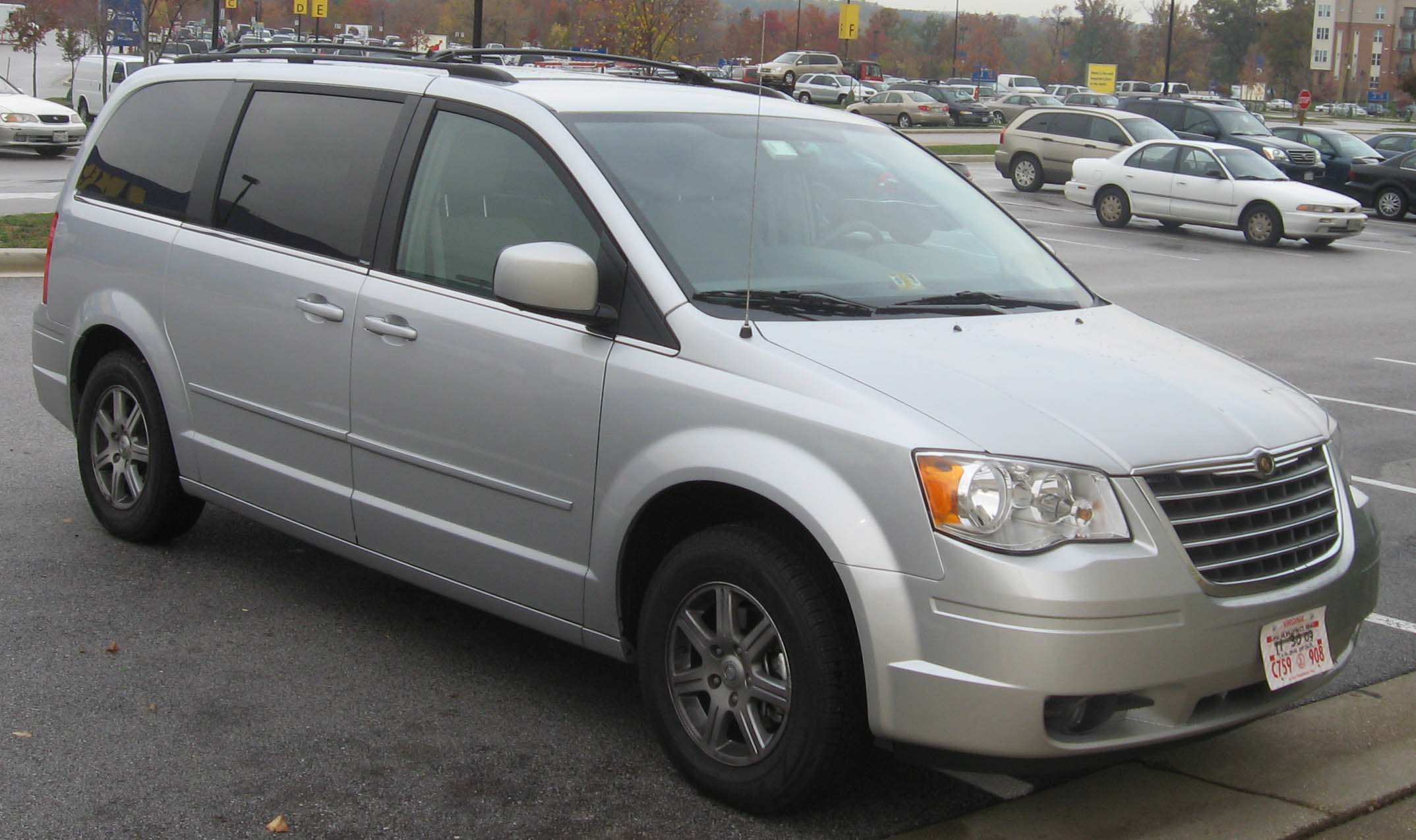 description 2008 chrysler town country. Cars Review. Best American Auto & Cars Review