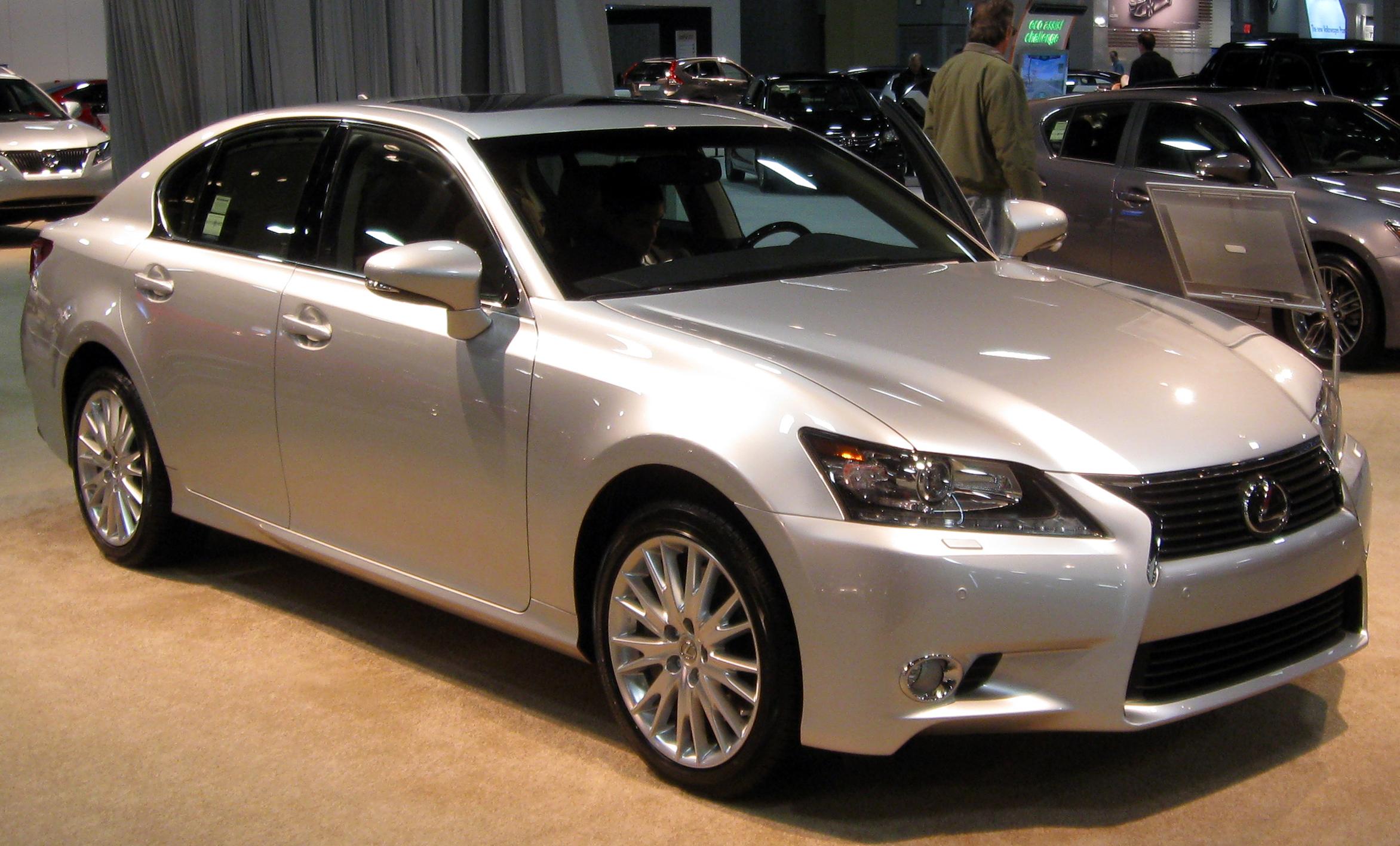 File:2013 Lexus GS350    2012 DC.JPG