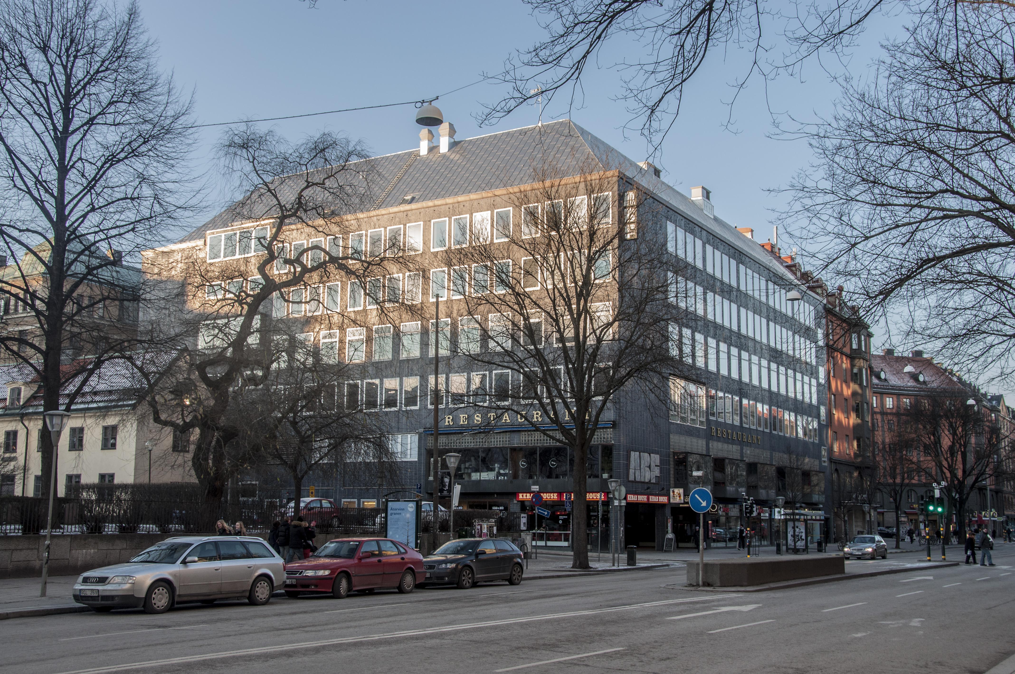 Abf huset stockholm