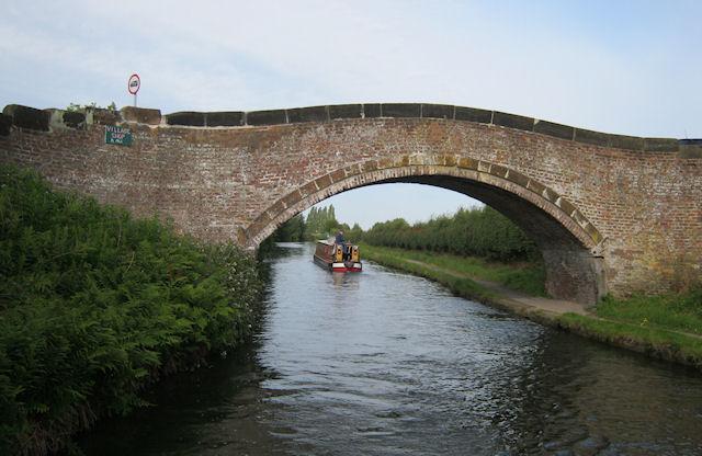 Acton Grange Bridge2, Walton, Cheshire