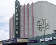 The Alameda Theatre in 2006 prior to expansion and restoration