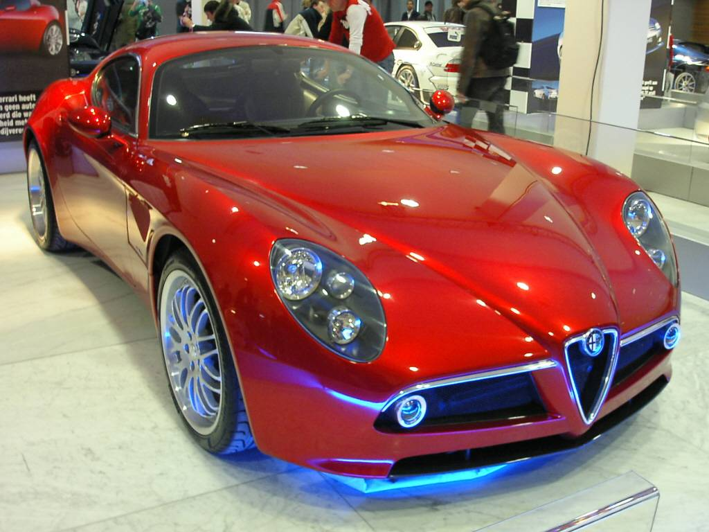 Alfa Romeo Car Wallpaper