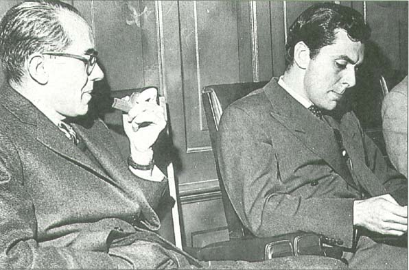 López con [[Álvaro Uribe Rueda